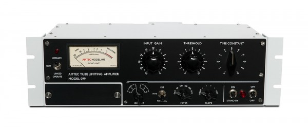 Amtec Model 099 Tube Limiting Amplifier