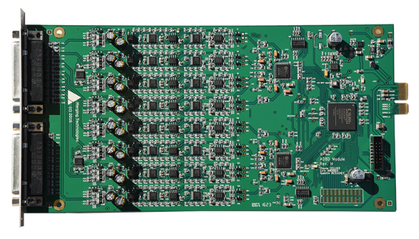 Merging Technologies IOM-H-AKD8DP Card for HORUS / HAPI
