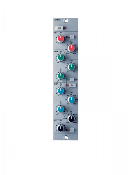 SSL XLogic X-Rack Channel EQ Module