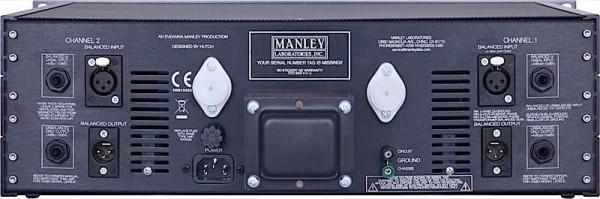 Manley MASSIVE PASSIVE Mastering Version