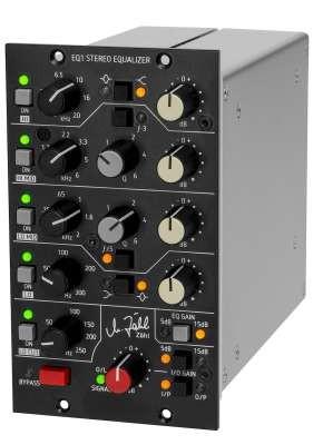 M Zähl EQ1 500 Stereo-EQ