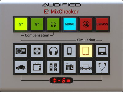 Audified MixChecker ESD