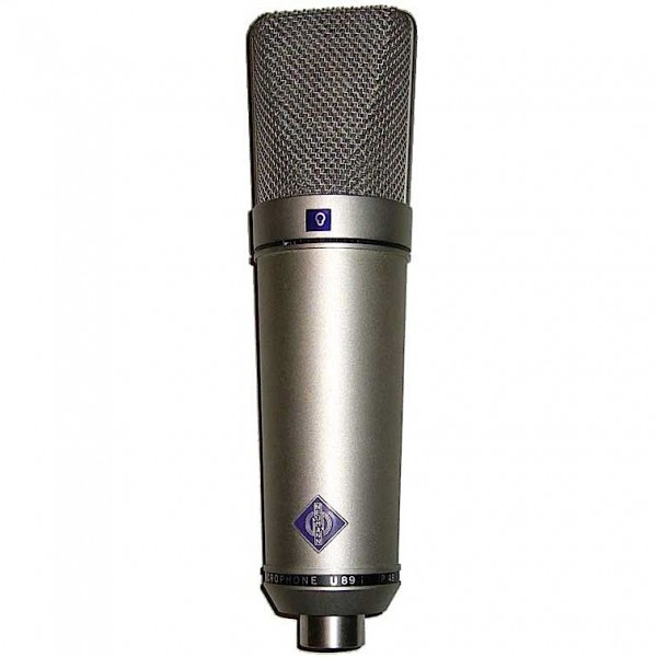 Neumann U 89 i nickel