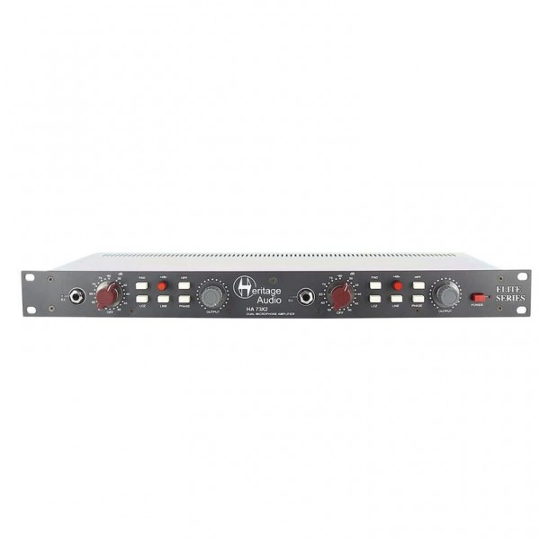 Heritage Audio HA73X2 ELITE 2-Kanal Preamp