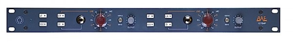 BAE Audio 1073 MP Dual Channel mit Netzteil