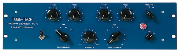 TUBE-TECH PE 1C - Programm Equalizer