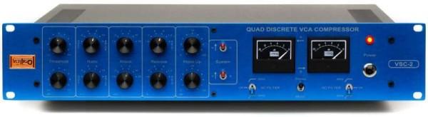 Vertigo Sound VSC-2 Quad VCA Compressor
