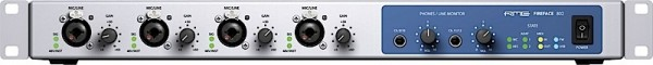 RME Fireface 802, USB & FireWire Audio-Interface