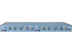 AEA RPQ 2 Channel Ribbon Mic Preamp