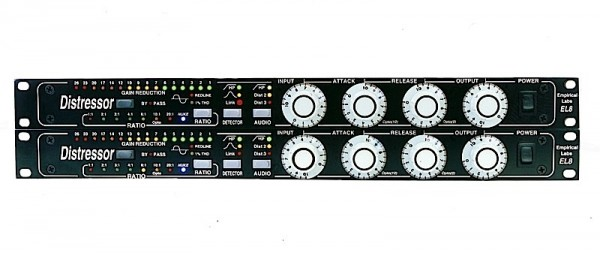 Empirical Labs Distressor EL8 X Stereo Paar