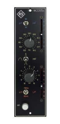 Roger Schult W2395c 3-Band EQ Filtermodul