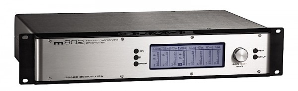 Grace Design m802 Remote Preamp