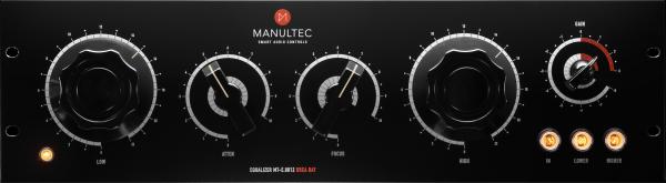 Manultec ORCA BAY MT-E.8012Stereo-EQ