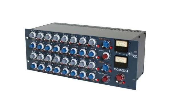 Heritage Audio HAMCM20.4 20-Kanal Summierer