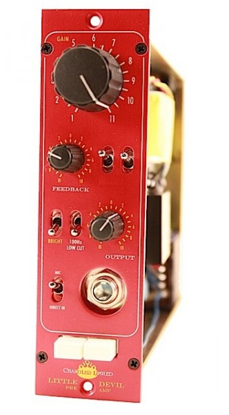 Chandler Limited Little Devil Pre Amp
