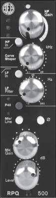 AEA RPQ500 Preamp