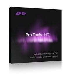 Avid Pro Tools HD Software