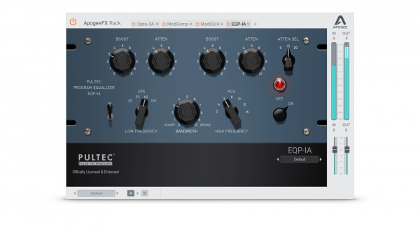 Apogee FX RACK EQP-1A