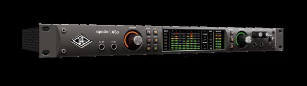 Universal Audio Apollo X8p front Peakhouse Audio