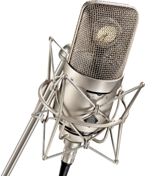 Neumann M 149 nickel Studio-Set